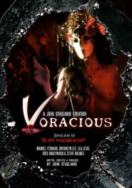 Voracious - Season 01 Episode 10 DVD Cover