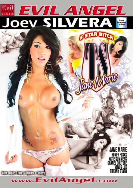 TS Jane Marie 5 Star Bitch