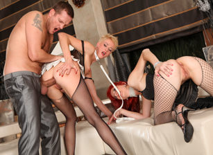 Rocco's Perfect Slaves #03, Scene #04