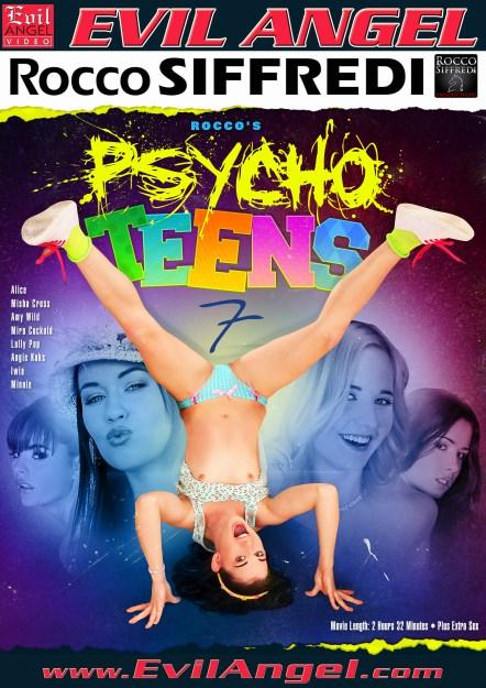 Rocco's Psycho Teens #07