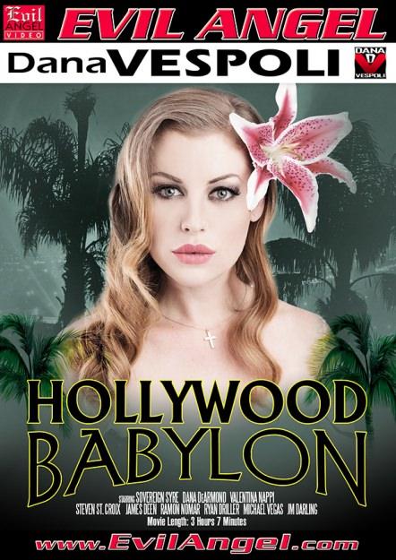 Hollywood Babylon Dvd Cover