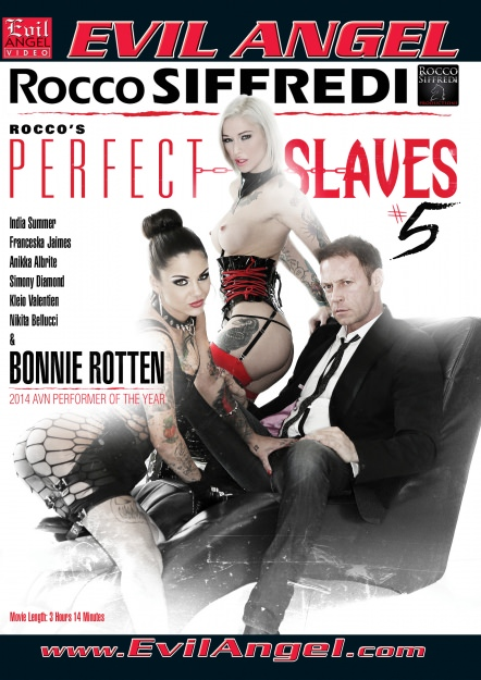 Rocco's Perfect Slaves #05 DVD Cover