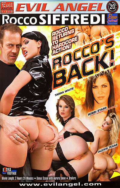 Rocco's Back