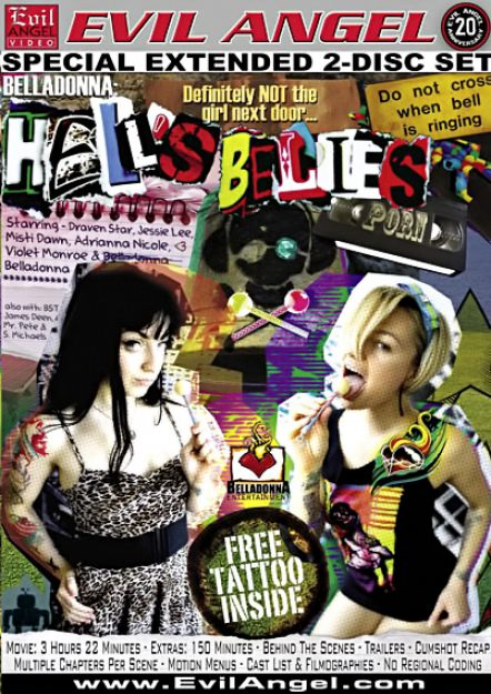 Belladonna sodomized punk lesbians