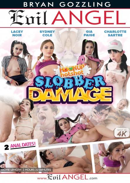 Hookup Hotshot: Slobber Damage | Evil Angel Full Movie