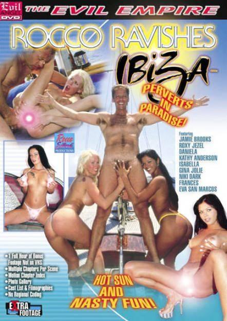 Ibiza Porn - Rocco Ravishes Ibiza #01 | Evil Angel Full Movie