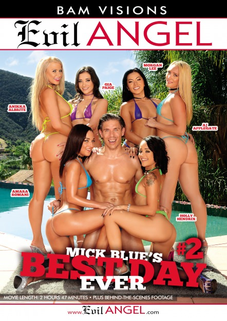 Mick Blue's Best Day Ever #02 Dvd Cover