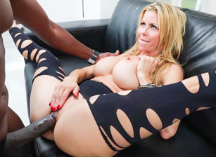 Busty MILF Fawx 11 Interracial Inches