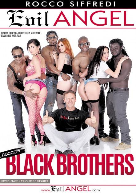 Gang bang movie black cock