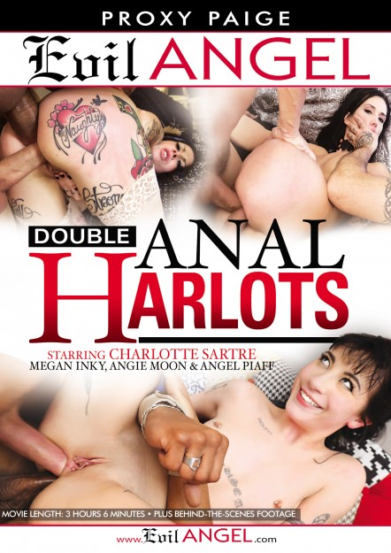Aurora Snow Double Penetration