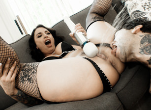 Squirting Ivy's Anal/A2M Domination