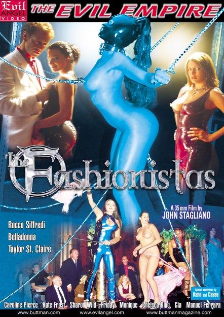 Fashionistas Dvd Cover