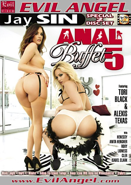 Порно anal buffet 4 evil angel 2