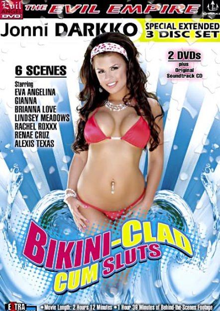 Bikini Clad Cum