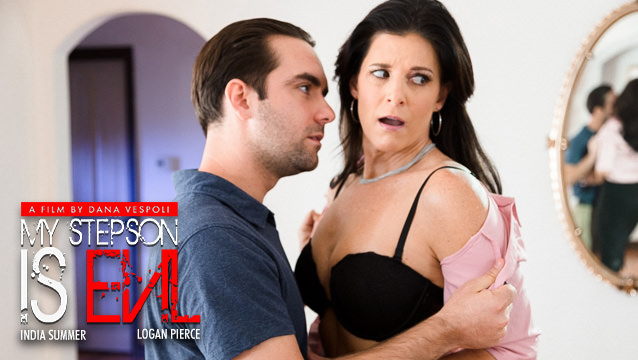 Logan Pierce Anal Porn Videos | Evil Angel