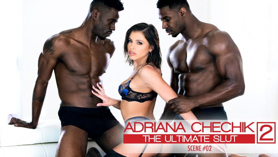 Screenshot 2 from the Jonni Darkko's Adriana Chechik The Ultimate Slut 2