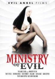 Ministry Of Evil Dvd Cover