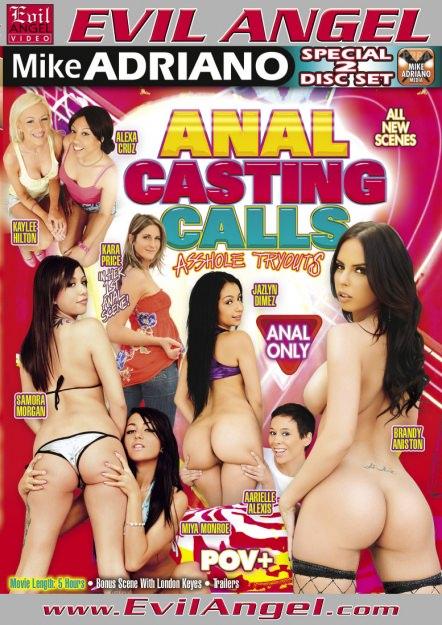 Evil Angel Anal Casting Compilation