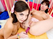 Lara Page and Henessy, Scene #1
