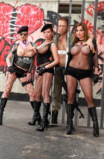 Rocco's Bitches In Uniform #02