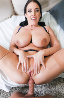 Voluptuous Angela White: Anal Lewdness